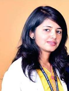 Nethra- Topper in MBA